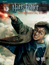Harry Potter Instrumental Solos Complete Film Series (cor,CD)