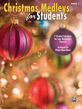 Christmas Medleys for Students 1 (pf)