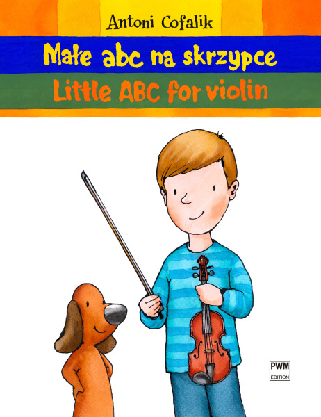 Little ABC for violin (vl,pf)
