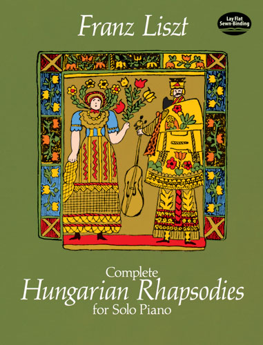 Hungarian Rhapsodies (pf)