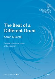 Emerging Voices: The Beat of a Different Drum (3voices,pf,perc)
