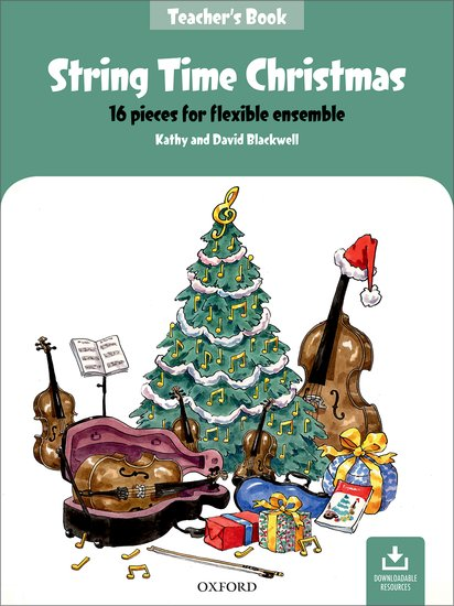 String Time Christmas (str orch)(score)
