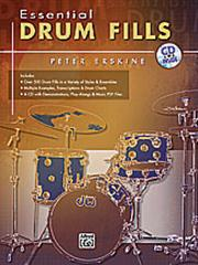Essential Drum Fills (book+CD)