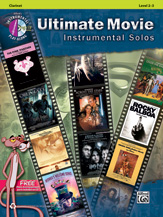 Ultimate Movie Instrumental Solos (cl+CD)