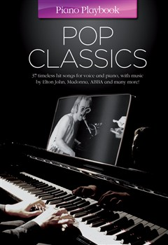 Piano Playbook Pop Classics (cto,pf/gu)