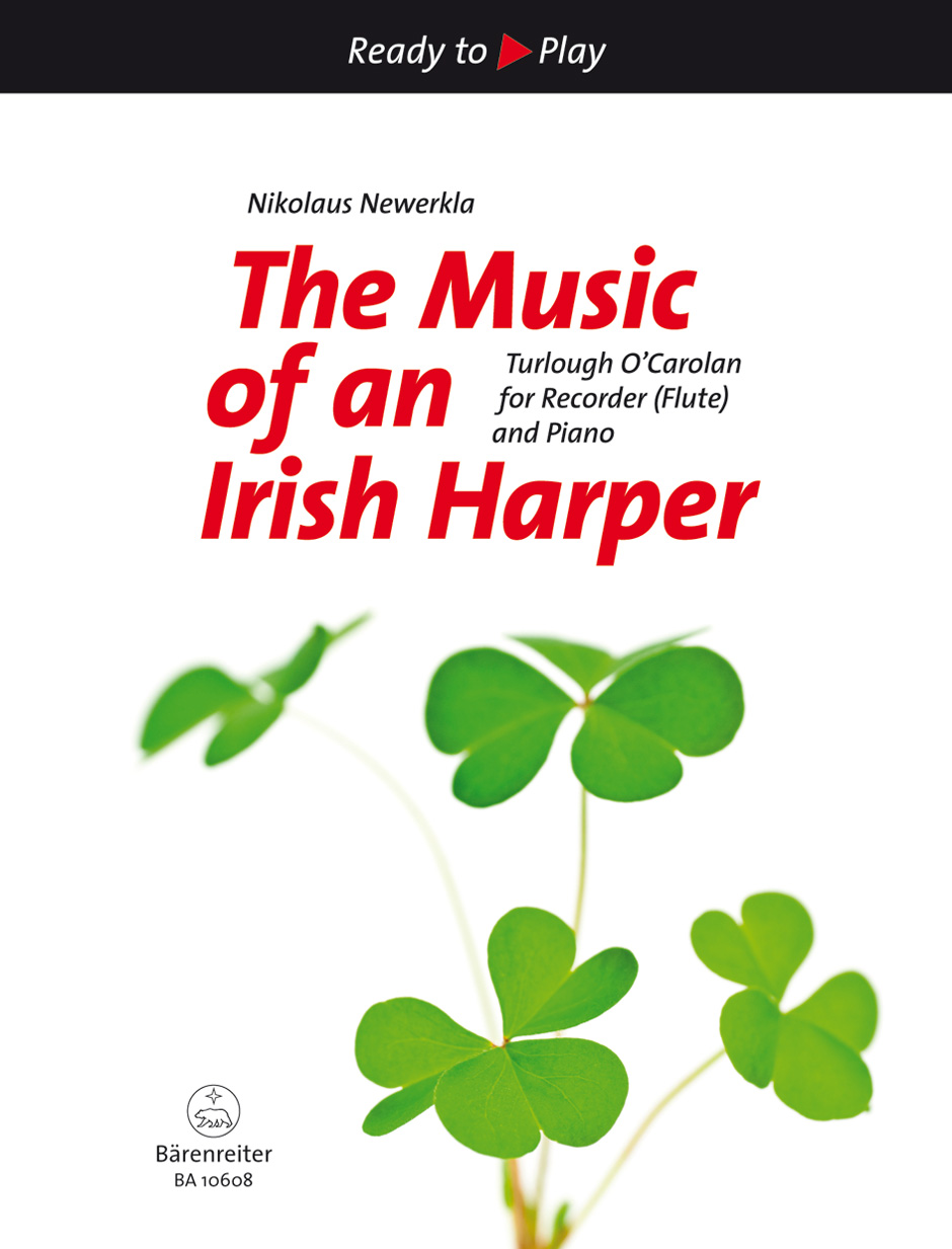 Music of an Irish Harper (fd/fl,pf)