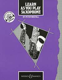 Learn as you play Saxophone (asax+CD)