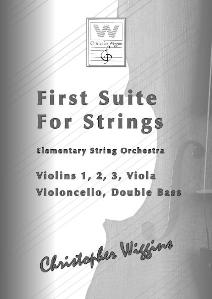 First Suite for Strings (string orch)(score,parts)