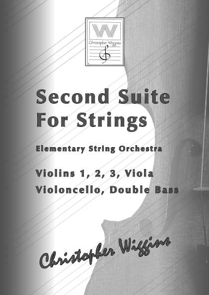 Second Suite for Strings (string orch)(score,parts)