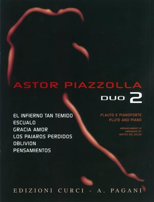 Astor Piazzolla for Duo 2 (fl,pf)