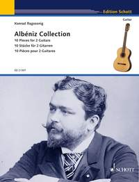 Albeniz Collection - 10 Pieces for 2 Guitars (2gu)