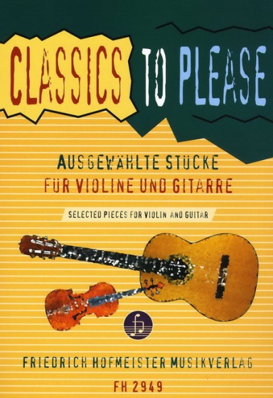 Classics to Please (Heyn)(vl,gu)