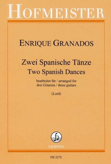 2 Spanish Dances (Lord)(3gu)