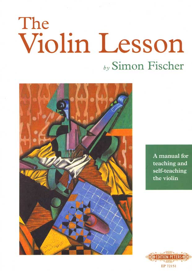 Violin Lesson - a Manual for teaching and self-teaching (vl)
