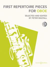 First Repertoire Pieces (Wastall)(ob,pf+CD)