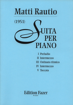 Suita per piano (pf)