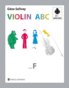 Colourstrings Violin F