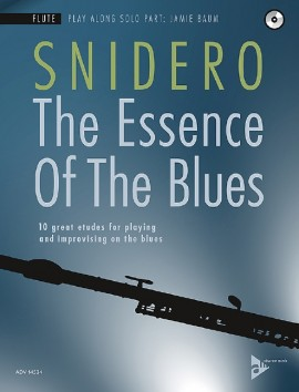 Essence of the blues (fl+CD)