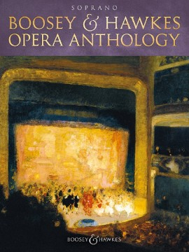 Boosey & Hawkes Opera Anthology (sopr,pf)