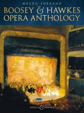 Boosey & Hawkes Opera Anthology (mezzo,pf)