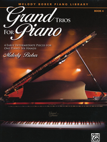 Grand Trios for Piano 4 (6ms)