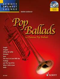 Pop Ballads (tr,pf+CD)