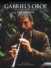 Gabriel's Oboe (The Mission)(ob,pf/solo pf)