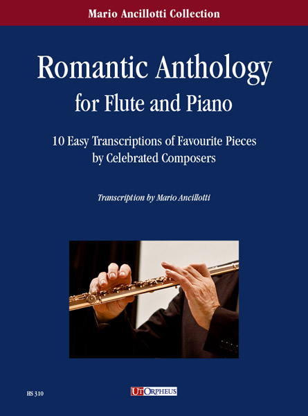 Romantic Anthology for Flute and Piano