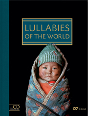 Lullabies of the World (Book,CD)