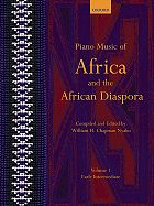 Piano Music of Africa and African Diaspora 1 (early intermediate)(pf)