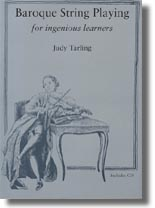 Baroque string playing for ingenious learners (+CD)