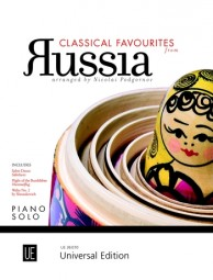 Classical Favourites from Russia (arr. N. Podgornov)(pf)