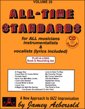 All-Time Standards (book+2CD)